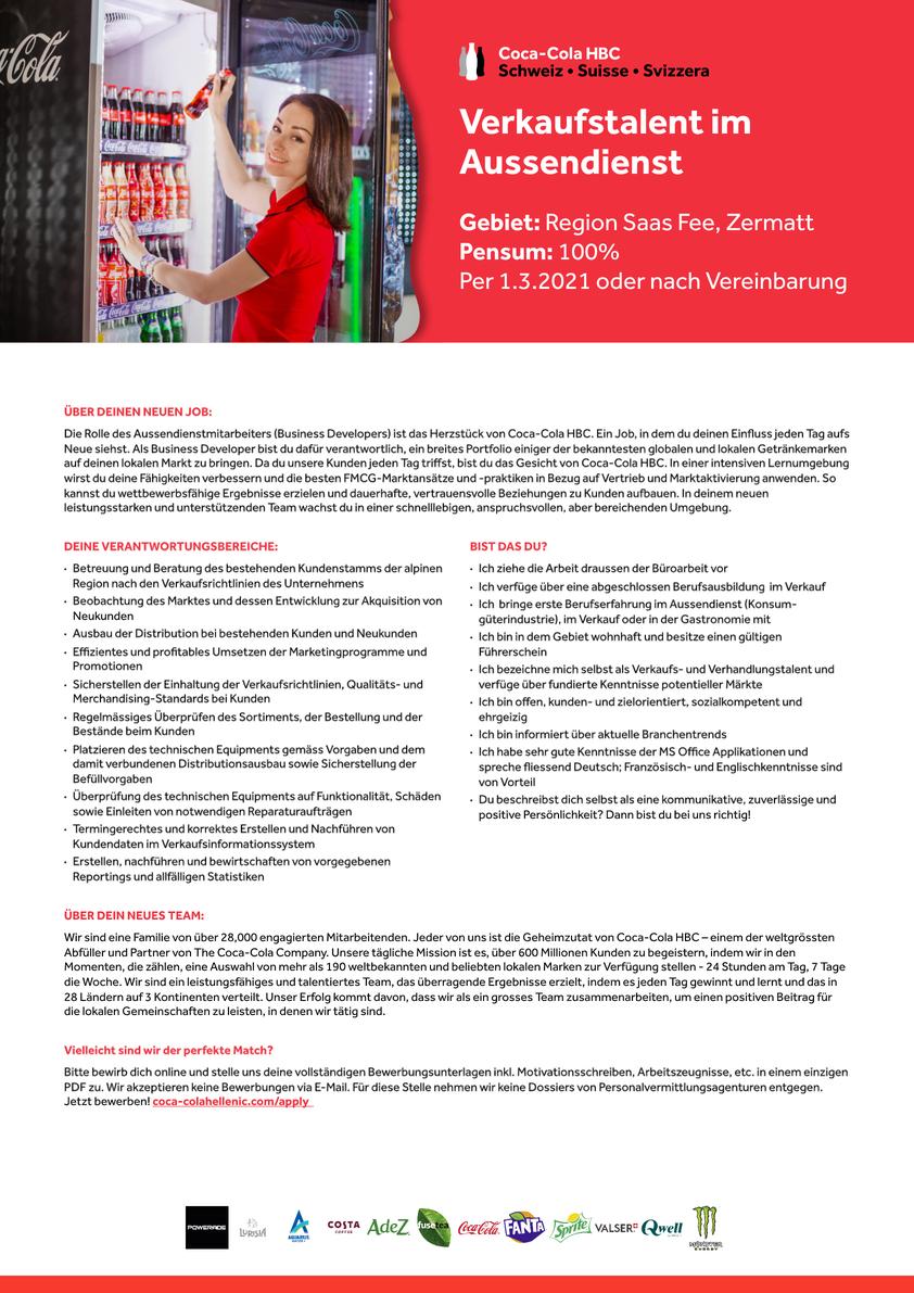 Coca Cola Interview Zur Neuen Landerubergreifenden 1